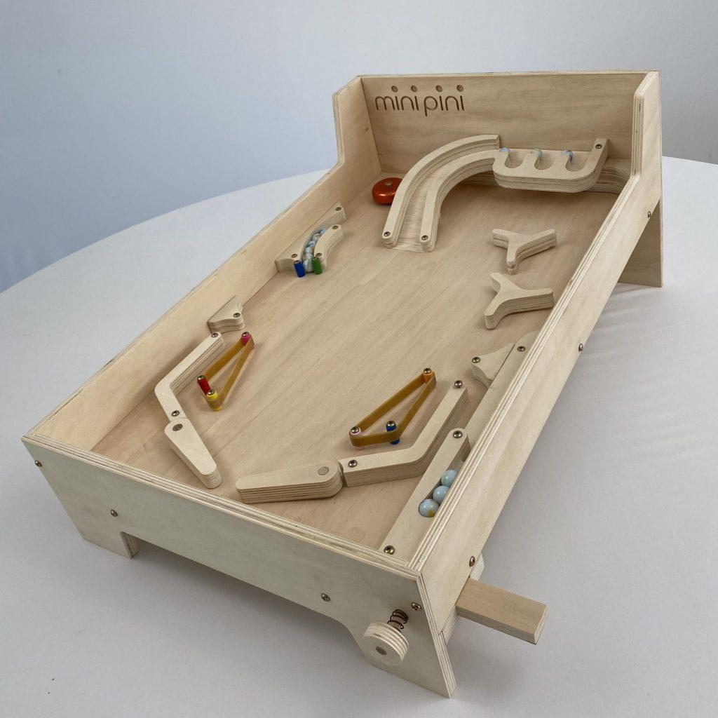 minipini wooden pini